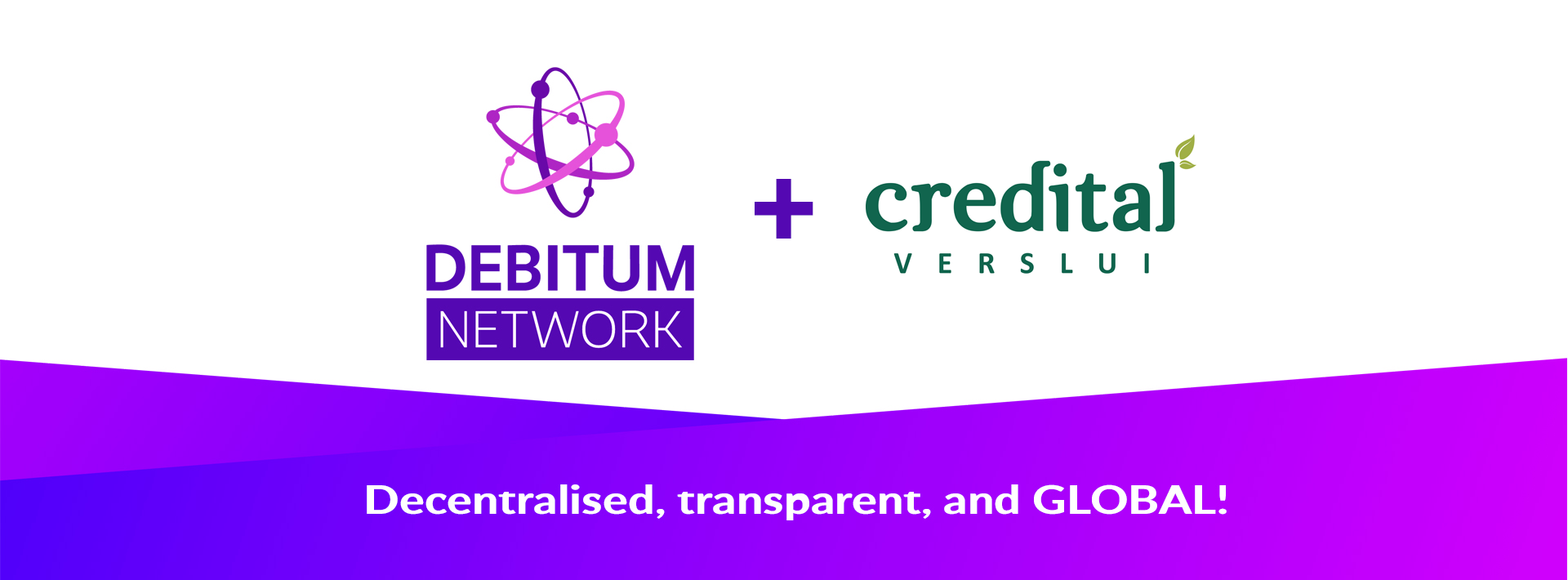 Debitum Network on-boards Credital