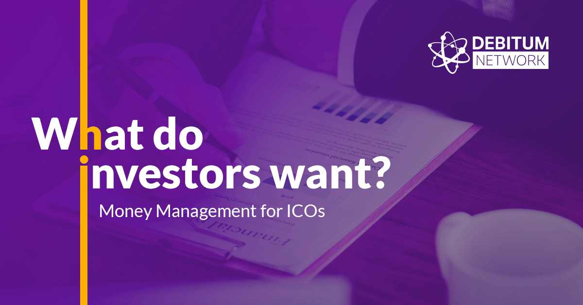 What do investors want
