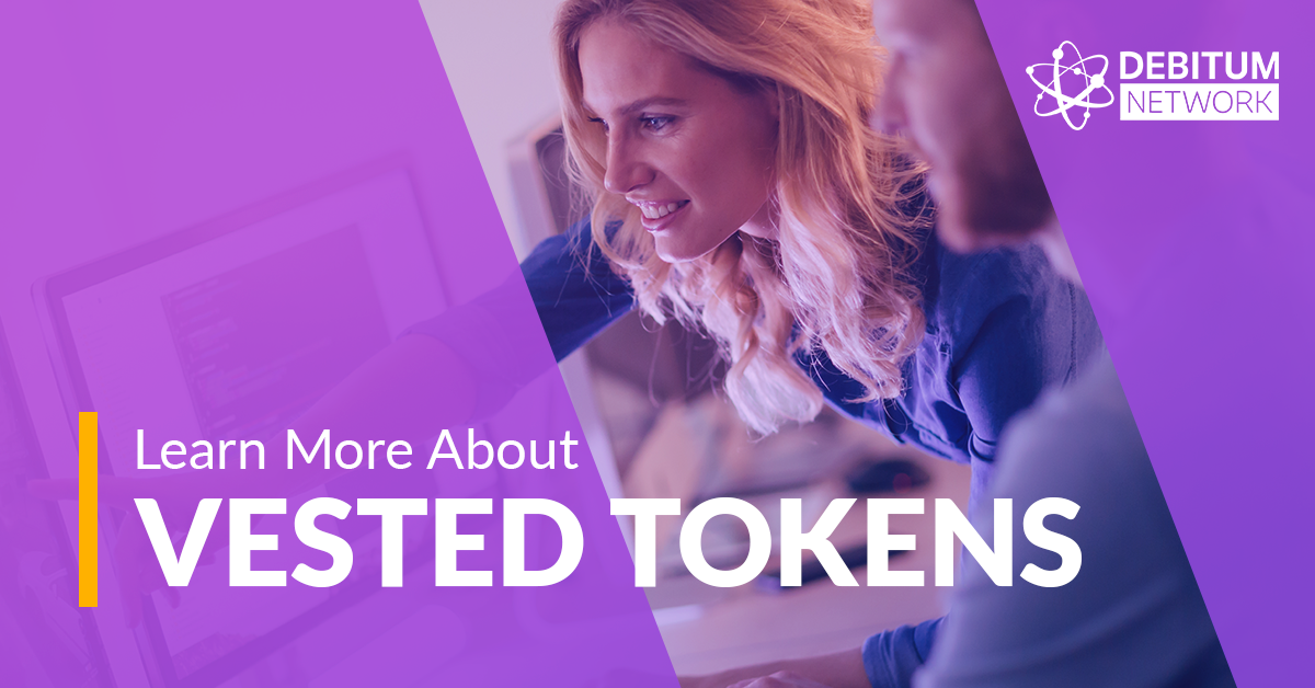 Vested tokens started delivery