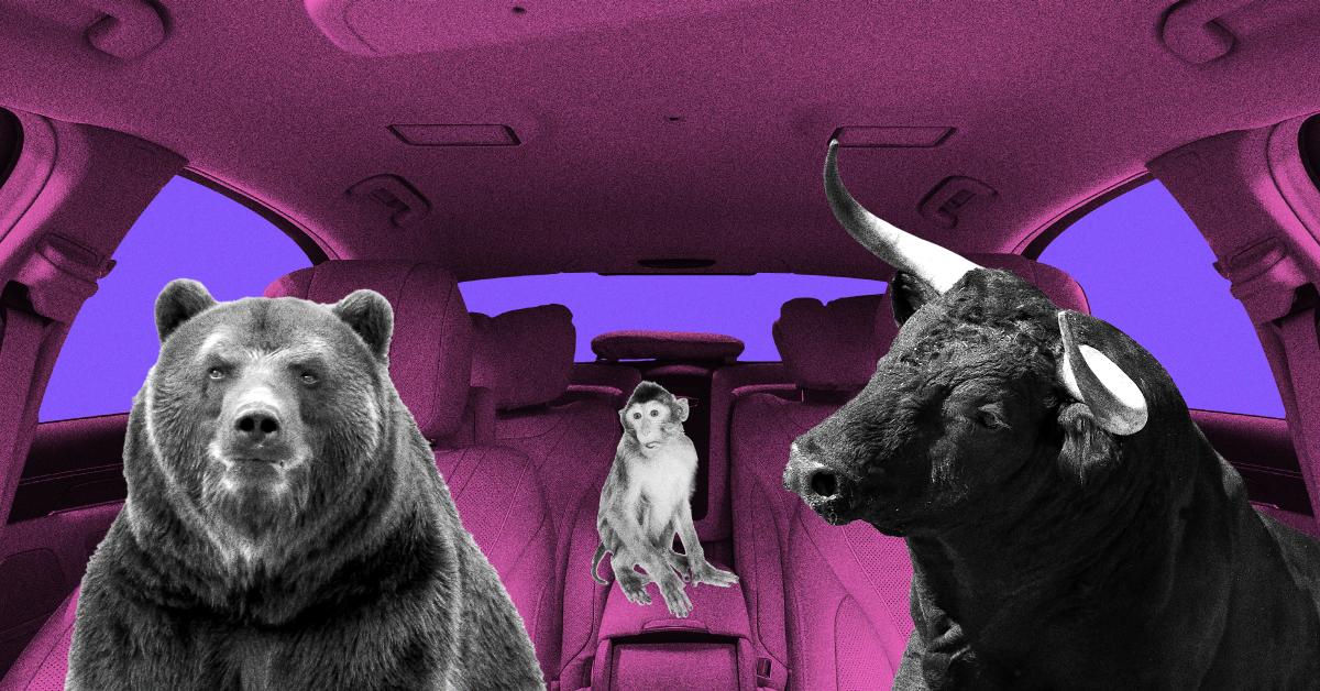 Bear, Bull and Buffoon